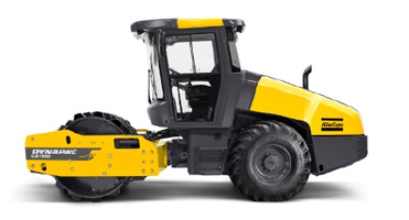 Atlas Copco Dynapac soil and asphalt compactors