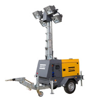 Atlas Copco Light towers