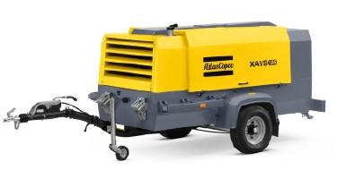 Atlas Copco Portable Air Compressors